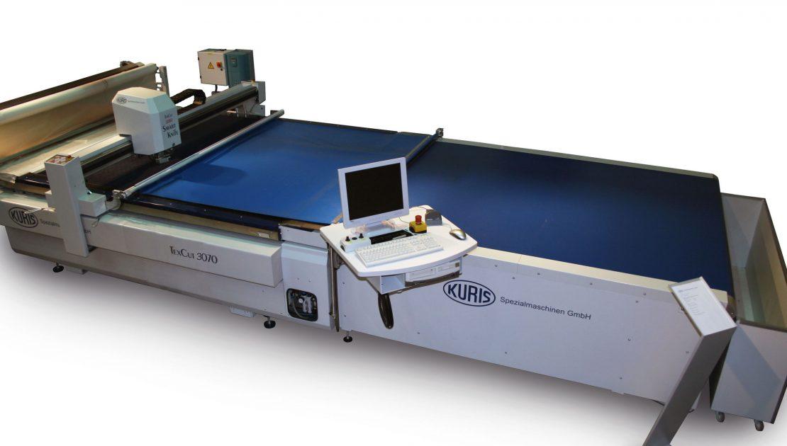 Kuris Cutting machine